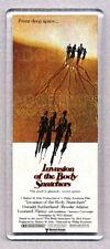 INVASION OF THE BODY SNATCHERS 1978 version -  WIDE FRIDGE MAGNET