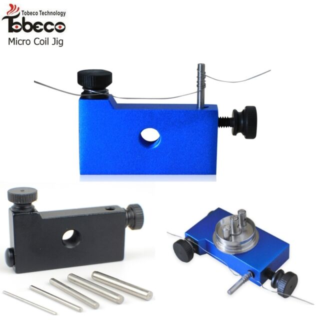 Tobeco Micro Coil Jig Wire Tool w/ Free Shipping (Black Color)