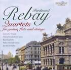 Rebay: Quartett für Gitarre,Flöte & Streicher von Villalba,Galindo (2011)