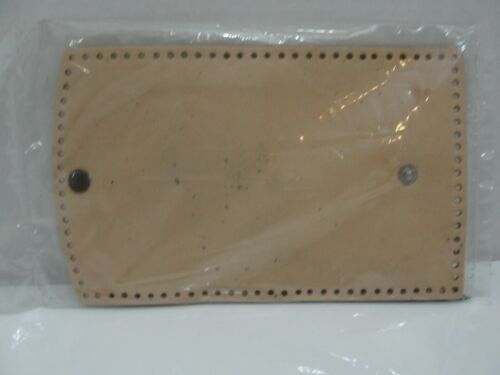 "Vintage Tandy Leather Kits /""You Choose/"" Key Case Wrist Band Coin Purse Comb Case"
