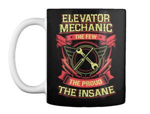 Latest Proud Elevator Mechanic Gift Coffee Mug Gift Coffee Mug