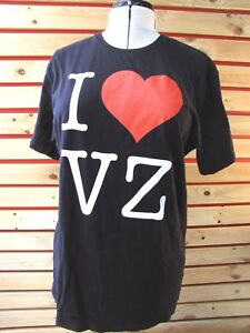 New-VON-ZIPPER-MENS-L-Sport-T-Shirt-BOXER-TOP-black-RRP-49-BARGAIN