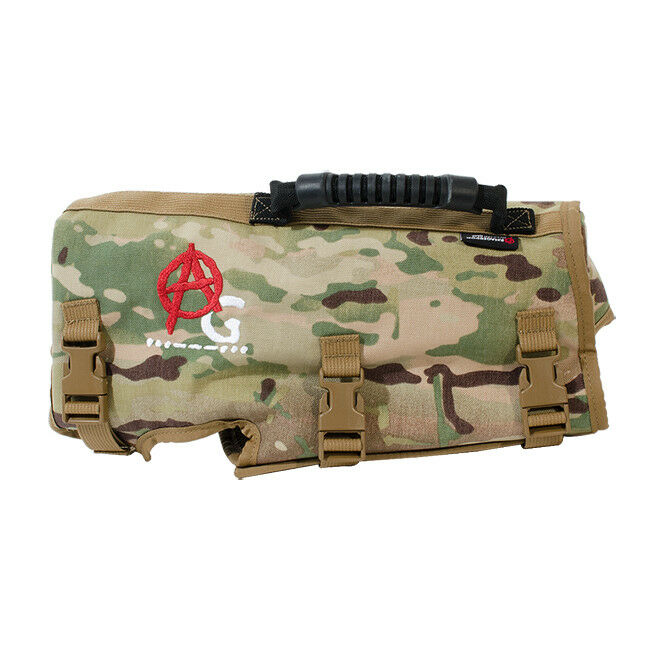 Armageddon Trojan Rifle Cover (Chassis) Multicam AG0659-CS-MC