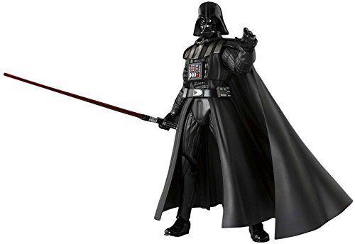Kb09 New Bandai S.H.Figuarts Star Wars Darth Vader(Episode VI) PVC Figure Japan