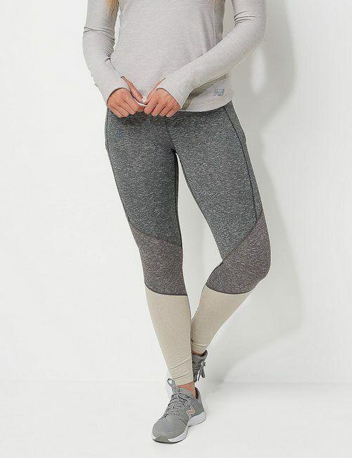 Color Block Yoga Athletic Leggings