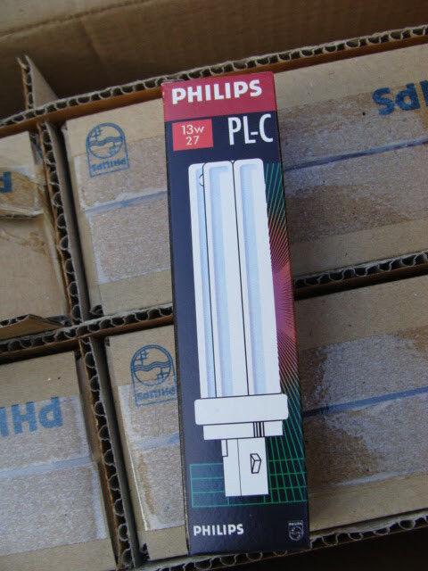 Philips Compact Fluorescent Lamp #ALTO PL-C18W//841//2P Box of 10