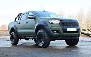 Raptor Style Body Kit Conversion Ford Ranger Uk T7 3200 Vat Fitted