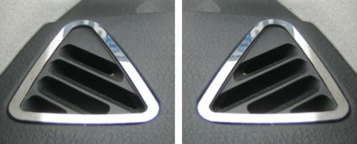 Panneaux en Acier Inoxydable Ventilation sortie chrome Bmw e39 RD