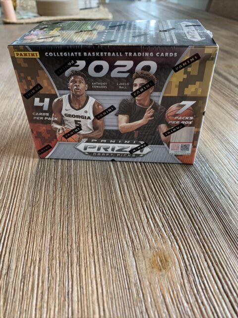 2020-2021 Panini Prizm Draft Picks Basketball Blaster Box LaMelo Ball?