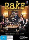 Rake : Series 3 (DVD, 2014, 3-Disc Set)