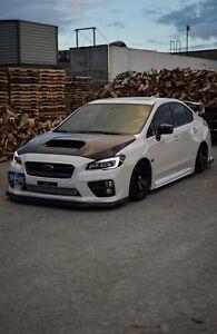 2016 Subaru wrx sti Bagged