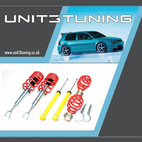 MINI ONE D ADJUSTABLE COILOVER SUSPENSION KIT - COILOVERS