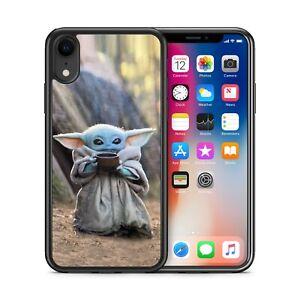 Baby Yoda Star Wars Bumper Phone Case Iphone 5 6 7 8 X Max Xr 11 Pro Max Galaxy Ebay