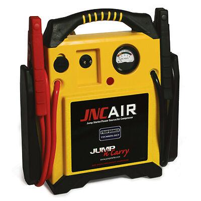 Clore Automotive JNCAIR 1700 amp 12 volt Battery Jump Starter w/air compressor