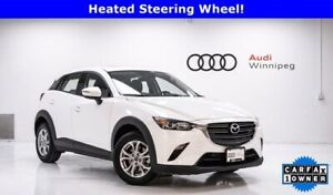 2020 Mazda CX-3 GS w/Sunroof & Leather *Low KM*