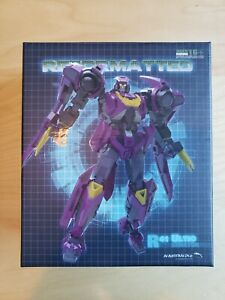 Transformers MMC Mastermind Creations Reformatted R-41 Ultio TFCon Exclusive