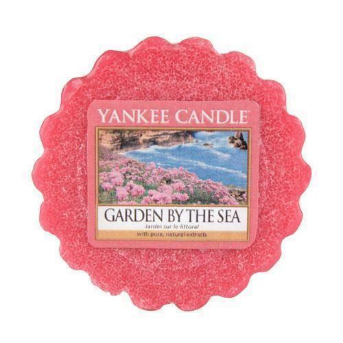 Yankee Candle Wax derretir Cera tartas de jardín por el Mar Nuevo