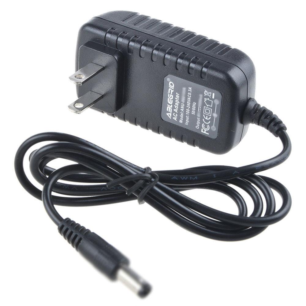 AC/DC Adapter For The Sharper Image EC-B100 EC-B115 EC-B130 Soother Dual Alarm