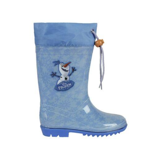 27 Gummistiefel Regenstiefel Disney Frozen Olaf Gr