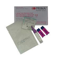 Prima Home C-Reactive Protein (CRP) Test