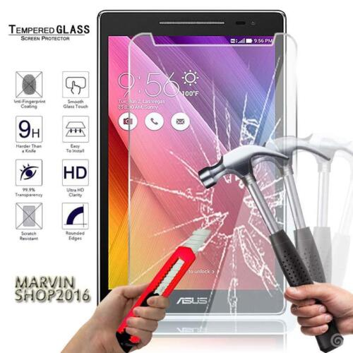 Tablet Tempered Glass Screen Protector For Asus ZenPad 8.0 Z380C-CA-KL-KNL-M