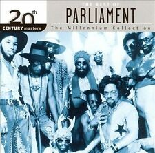 20th Century Masters - The Millennium Collection: The Best of Parliament CD NEW