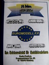 Catalogo EUROMODELL F.P. 2004 sca H0-N - DEU - Tr.12