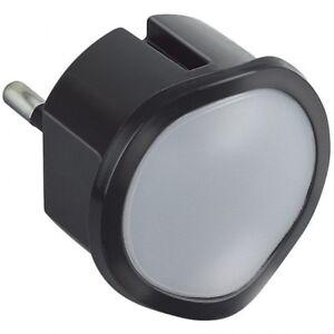 Luz nocturna regulable Tranquilizante relajante Legrand automatica o manual LED