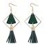 Vintage-Women-Wood-Triangle-Tassel-Ear-Stud-Drop-Dangle-Earrings-Jewelry-Gift thumbnail 4