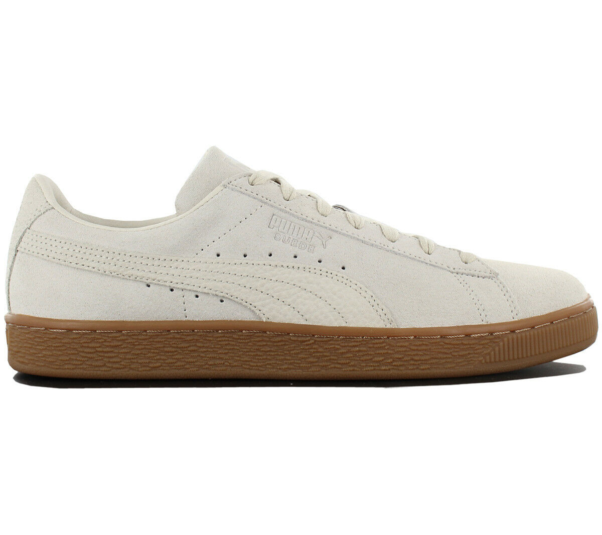 Puma Suede Classic Natural Warmth baskets Chaussures en cuir hommes femmes 363869-02