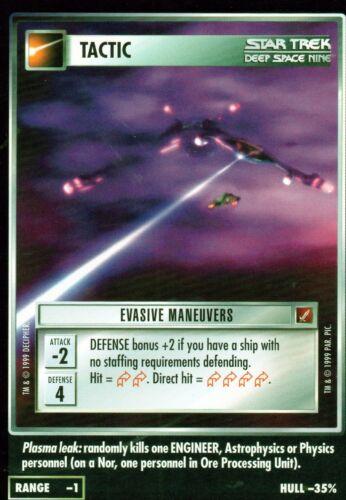 Star Trek CCG  Blaze Of Glory   Individual Trading Cards