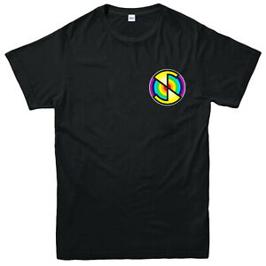 Captain-Scarlet-T-Shirt-Logo-Spectrum-Mysterons-Puppet-Thunderbirds-Unisex-Top