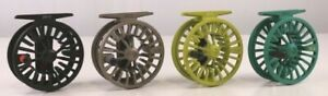 Redington-Zero-Fly-Fishing-Reel-Size-2-3-ALL-COLORS-Black-Sand-Teal-Avocado