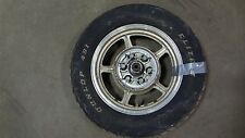 1992 Yamaha Virago XV750 XV 750 Y435' rear wheel rim 15in