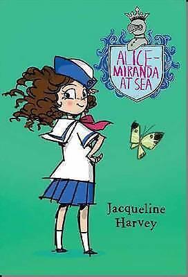 1 of 1 - Alice-Miranda at Sea by Jacqueline Harvey (Paperback, 2011)