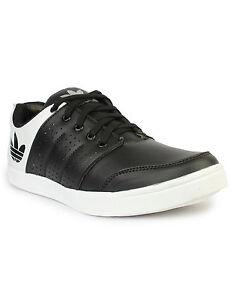 Inure Black/WhiteCasual Shoe For Men Art No203
