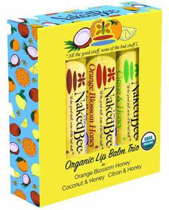 The-Naked-Bee-Organic-Lip-Balm-Trio-Gift-Set-Orange-Blossom-Coconut-Citron