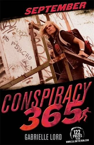1 of 1 - September (Conspiracy 365) by Lord, Gabrielle 0340996528 The Cheap Fast Free