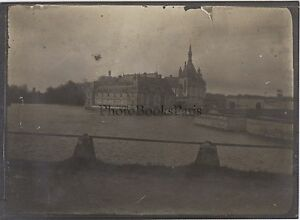 Chantilly-Il-Chateau-Francia-Vintage-Analogica-Ca-1910