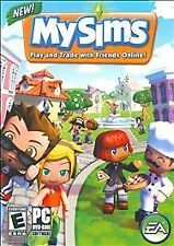 My Sims (PC DVD-ROM, 2008) ***NEW & SEALED***