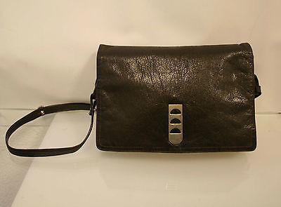 Vintage Tasche, lässige Handtasche, Schultertasche, Leder braun, Original
