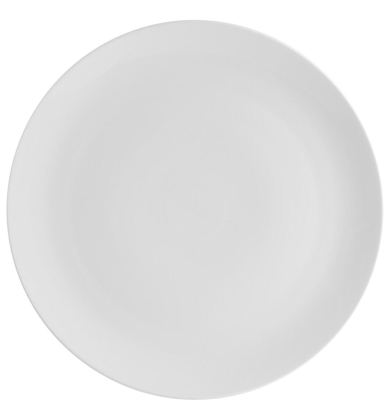 Vista Alegre Broadway blanc Dinner Plate - Set of 12