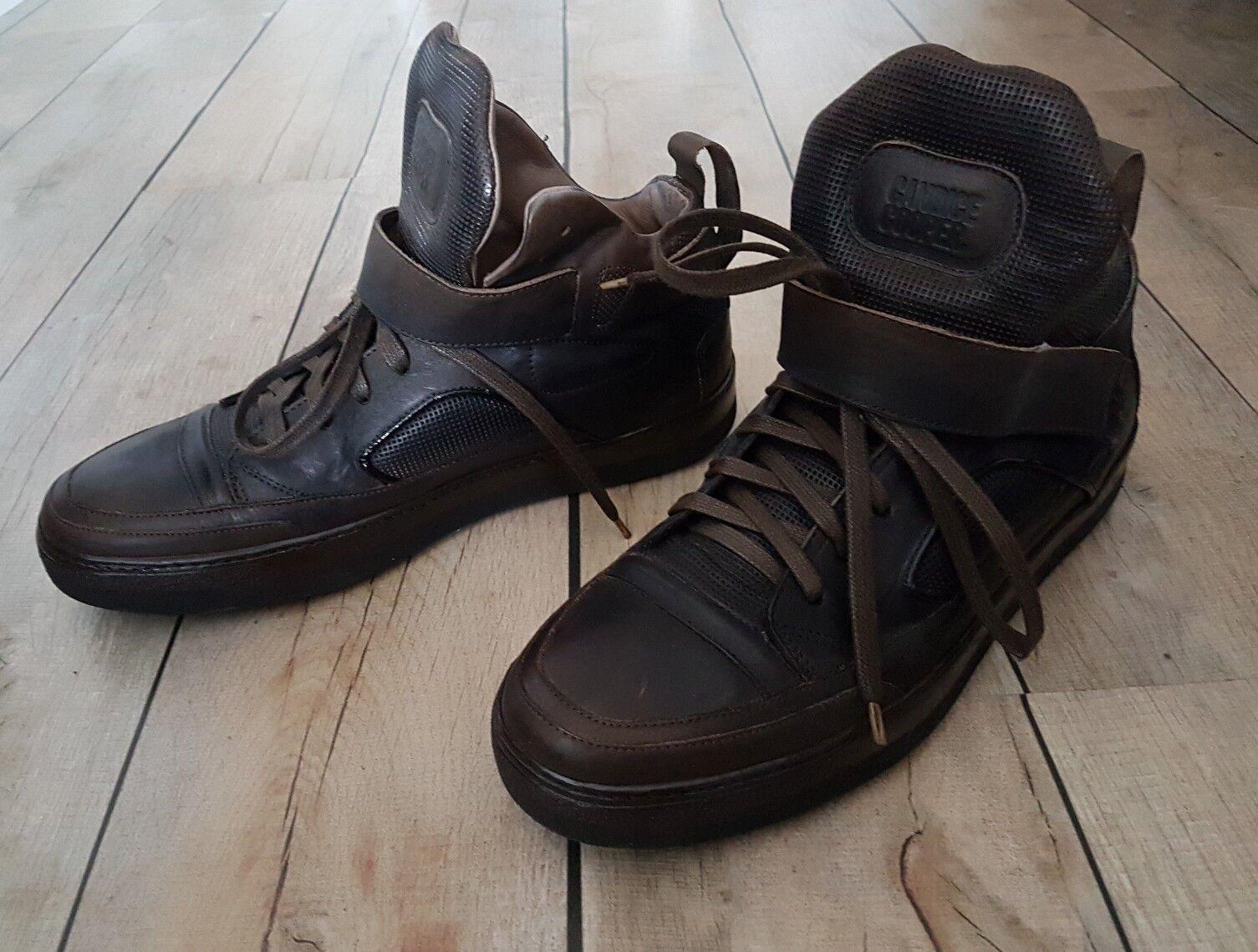 Candice Cooper Cooper Candice Leder Sneaker 42 braun 477f9e