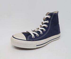 3f2d6e93a8d1 Image is loading Converse-Men-Women-Shoes-All-Star-Navy-Blue-