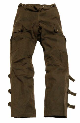 Aux intempéries überzieh OutdoorBikercavaliers-Pantalons Walk-A-bout Pants-En Marron