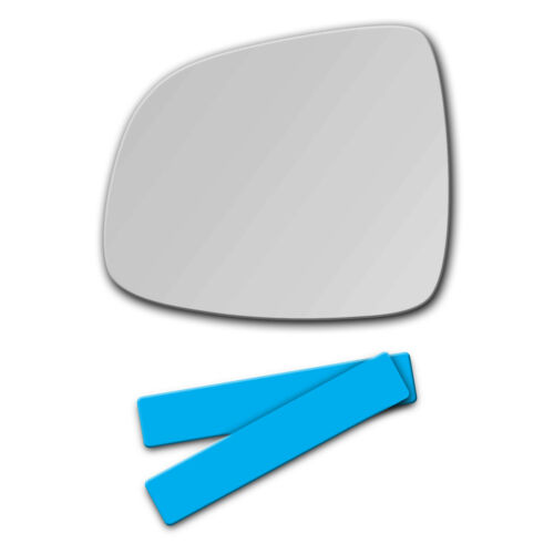 S-676L Replacement Mirror Glass for 07-13 SUZUKI SX4 SX-4 Driver Side View Left
