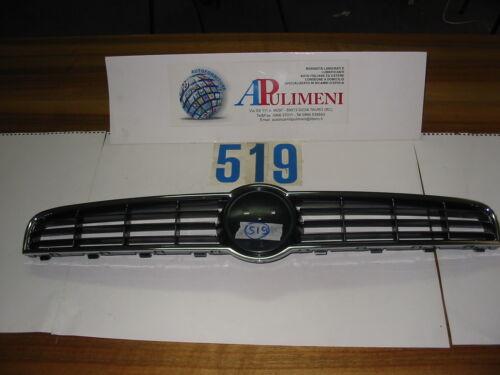 FRONT GRILLE 0129510 GRIGLIA FIAT BRAVO 07-/> CROMATA