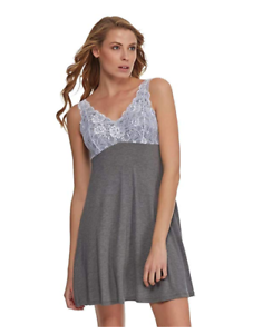 Felina-Super-Comfy-Micro-Modal-Chemise-PRE-OWNED