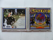 CD Album LITTLE FEAT Rooster rag 0011661914926