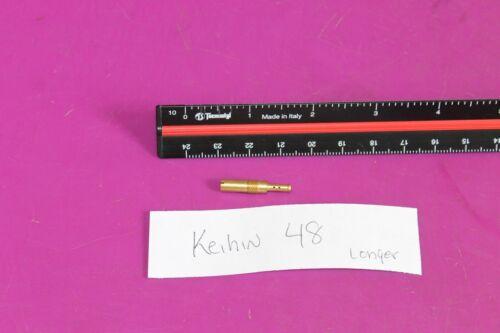 Has the K-star logo for Keihin. Keihin #48 Pilot Jet longer